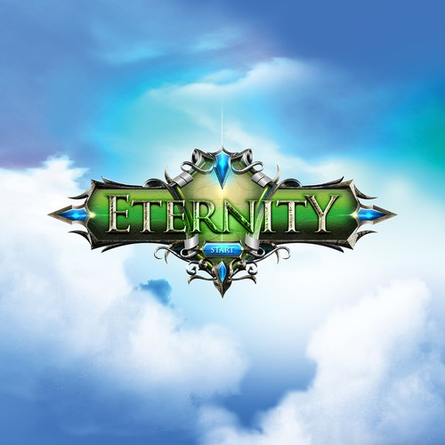 Video game Logo - Eternity