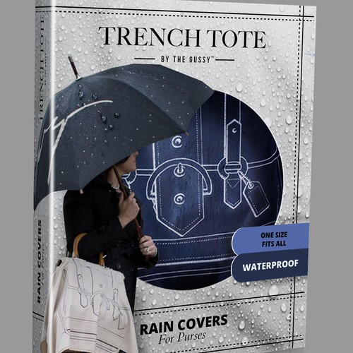 Packaging Design for Trench Tote