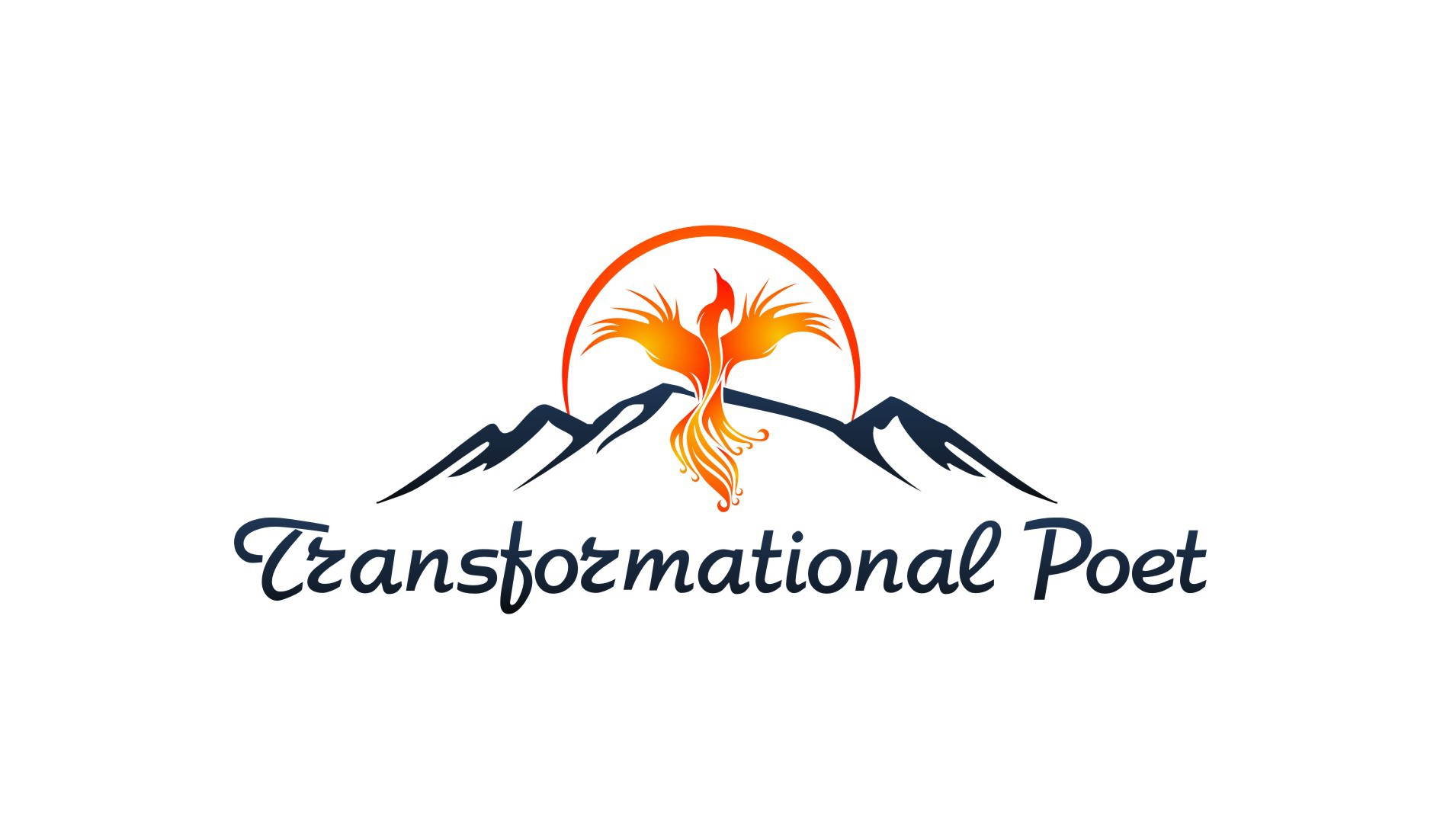 Create the next logo for Transformational Poet