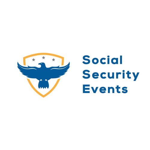Logo design for Social Security Events