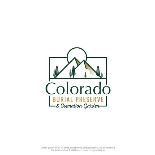 Logo for Colorado Burial Preserve