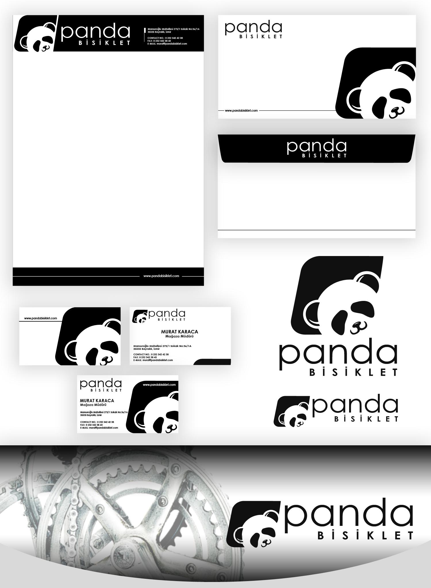 Panda Bike is looking for its logo