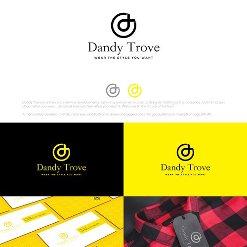 Logo For Dandy Trove