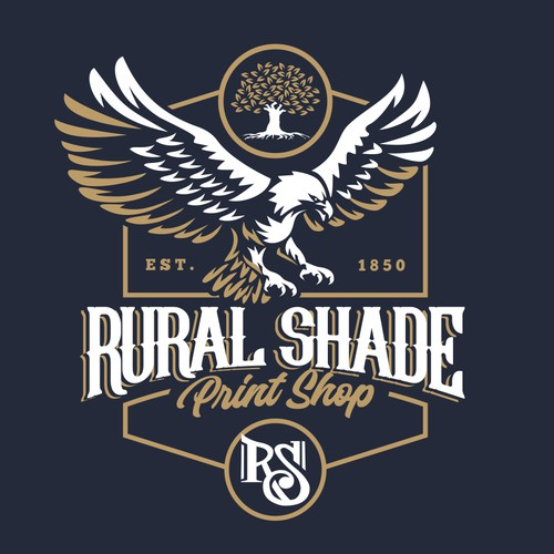 Rural Shade Print Shop