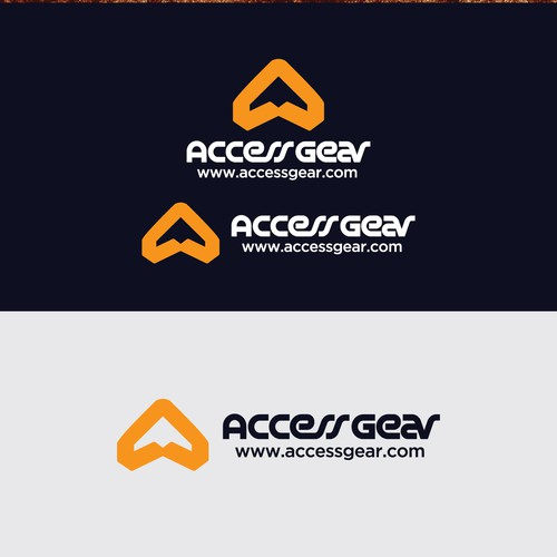 Bold logo for Accessgear