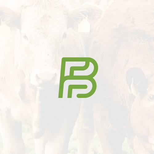 B BF BFF monogram