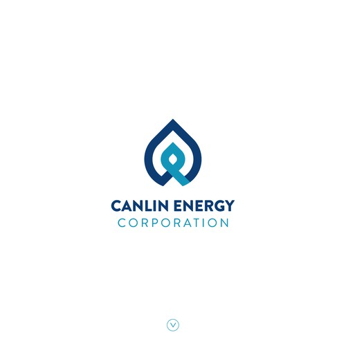 Simple and Bold Logo Concept for Canlin Energy Corporation