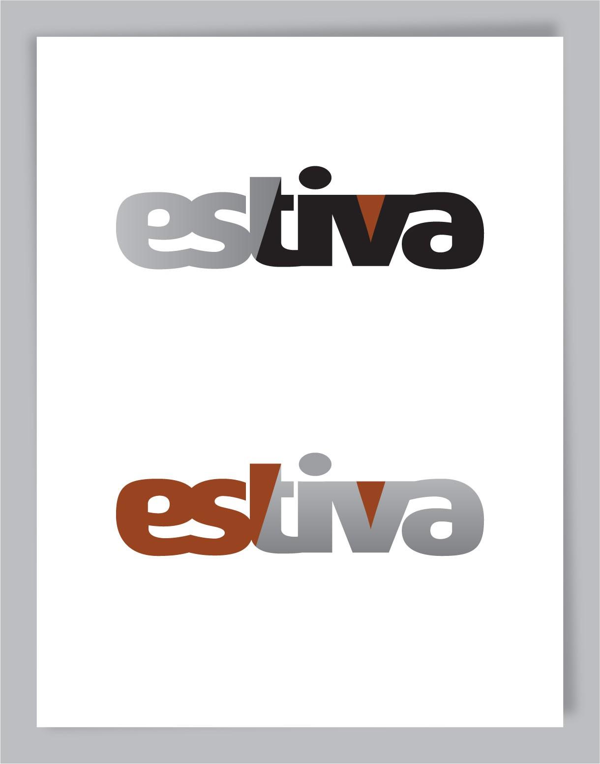 Logo for Estiva, a hip urban apartment develoment