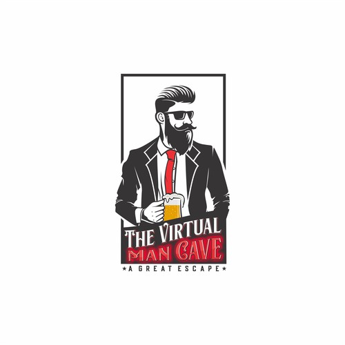 THE VIRTUAL MAN CAVE