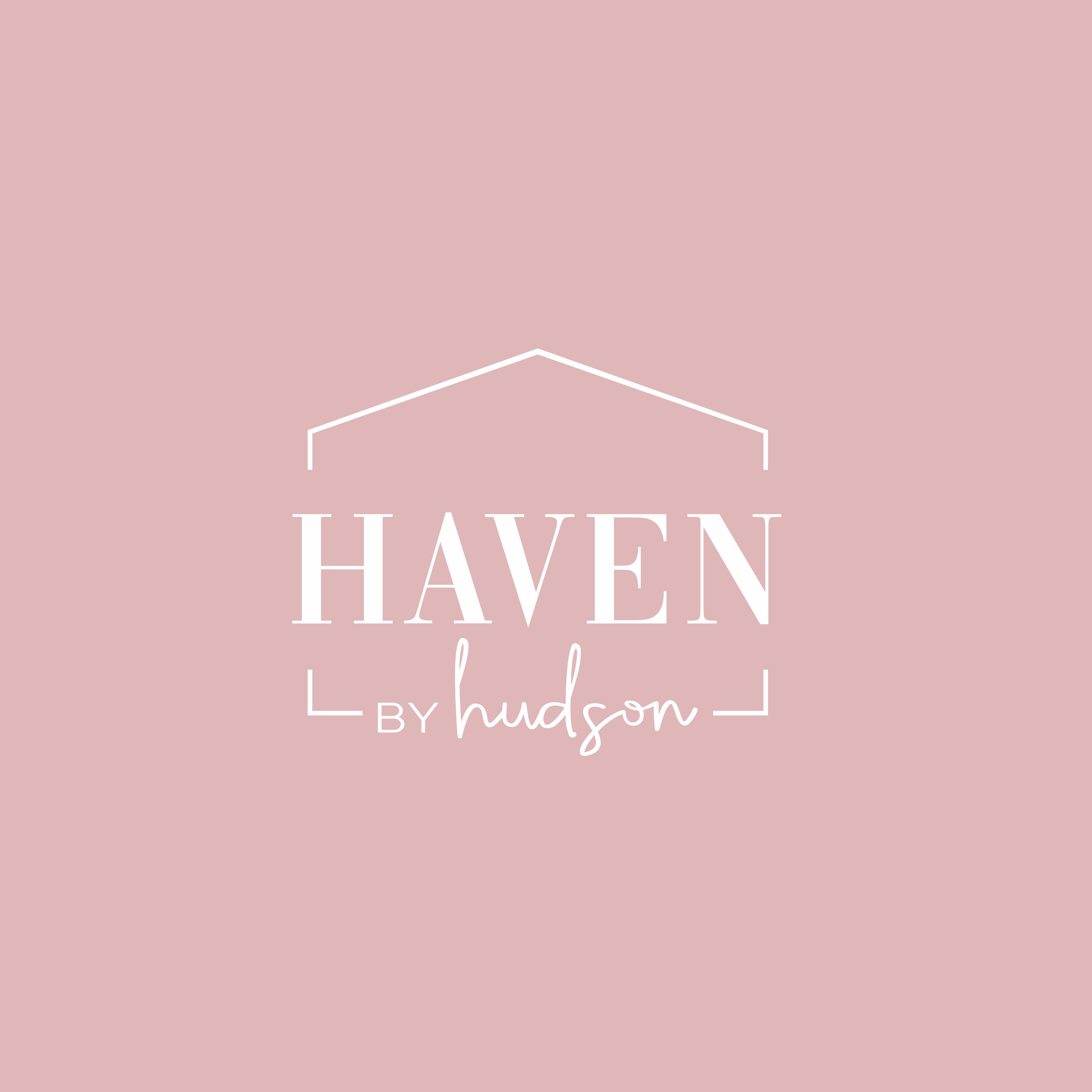 Design logo for a new contemporary homeware brand - Haven by Hudson. Stylish and simple brief!