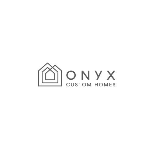 Logo for Onyx Custom Homes