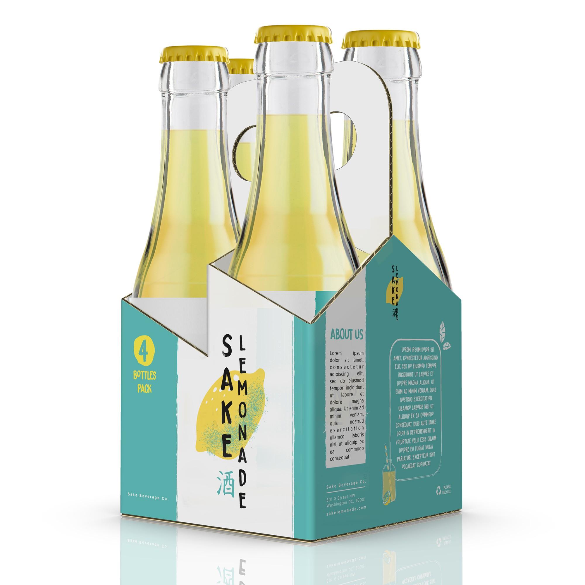 Carrier  For Sake Lemonade