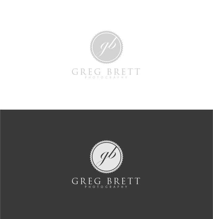 Create our new wedding photography business logo!
