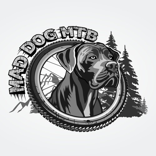 Logo design for MTB Club
