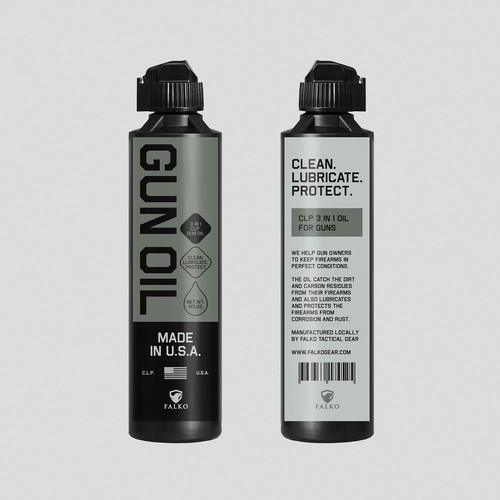 Falko Tactical Gun Oil