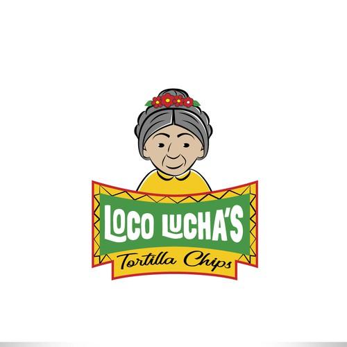Logo for a new Tortilla Chip brand