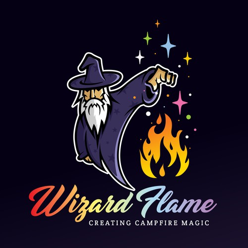 Wizard Flame