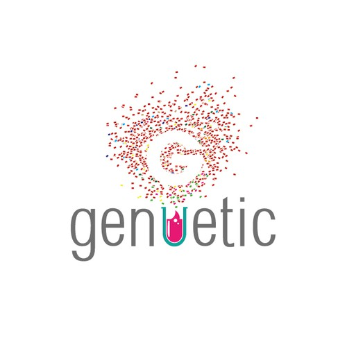 Unique and Awesome logo wanted for Genuetic.com