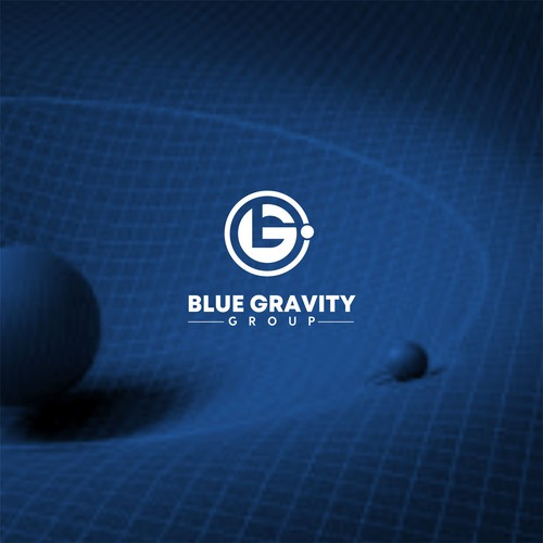 Blue Gravity Logo Design contest