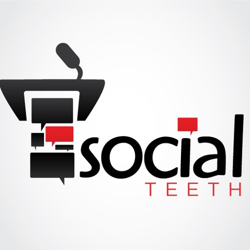 Help Social Teeth with a new logo