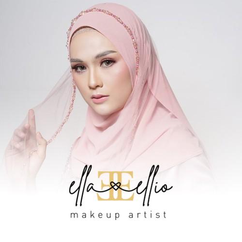 Logo for a Muslim Makeup Artist