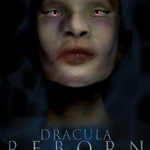 DRACULA MOVIE POSTER / HALCYON INT'L