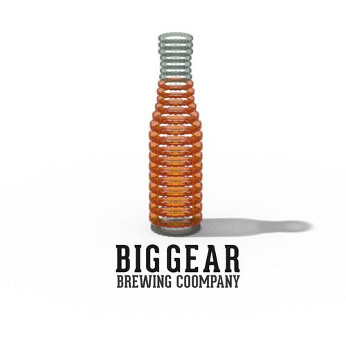 A bottle of Gear II