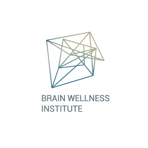 Logo concept for holistic mental health and wellness practice