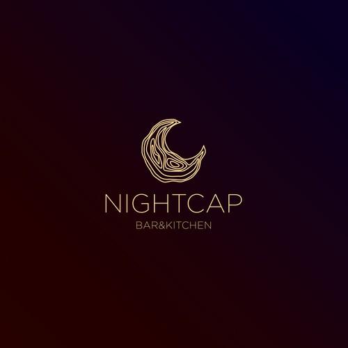 Design inviting logo for log-cabin-themed Bar