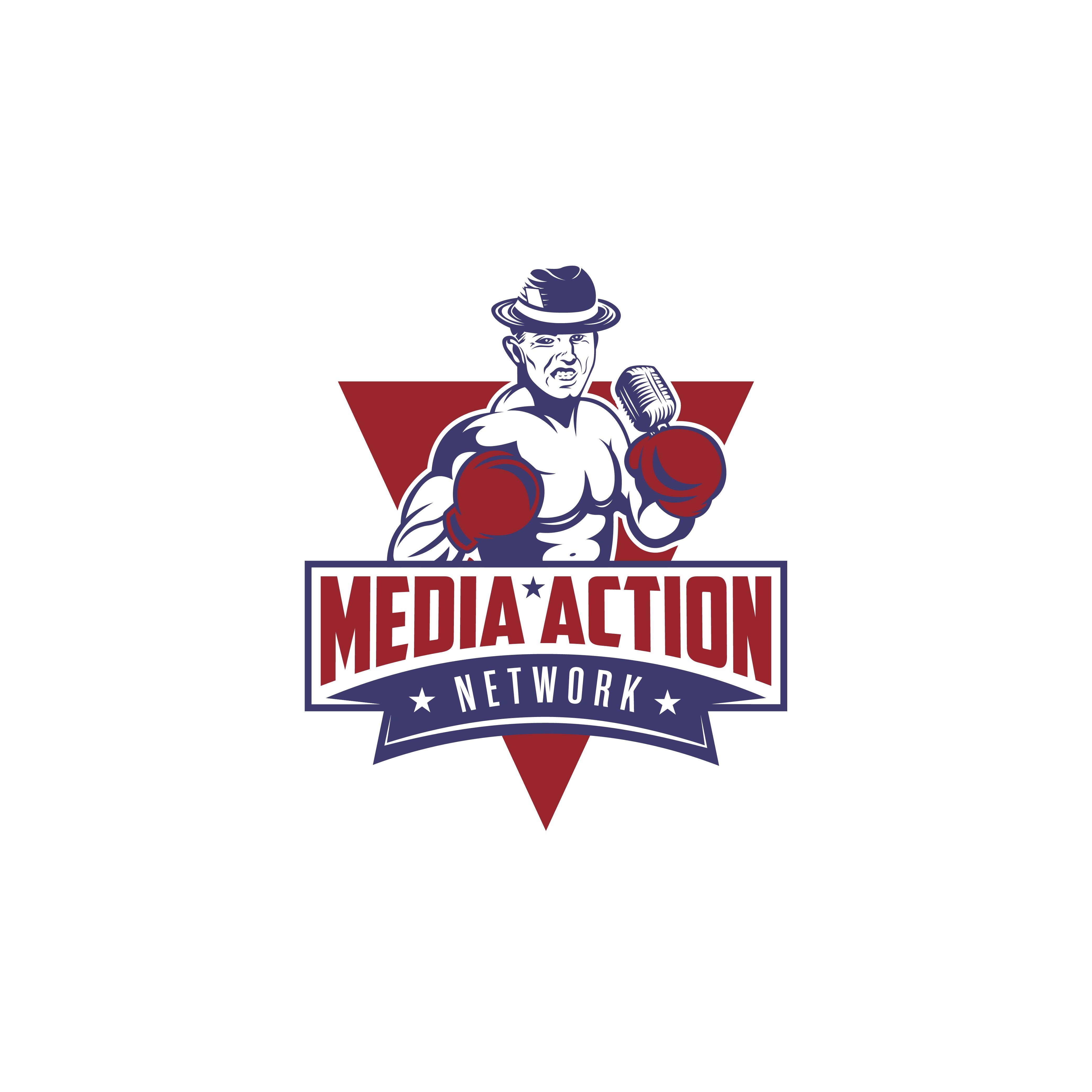 Media Action Network logo