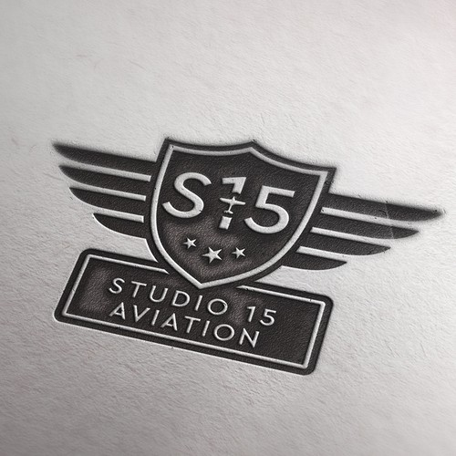 Logo for S15 aviation