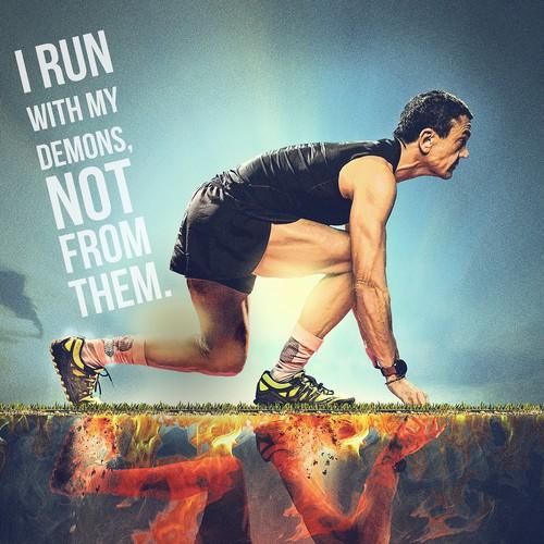 Sports & Wellness Poster Design