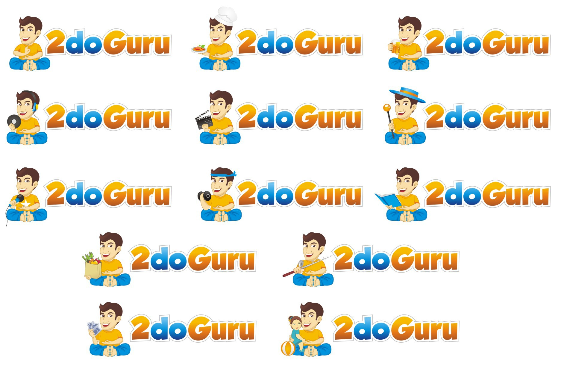 Help 2do Guru with a new logo