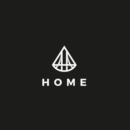 Bold home logo