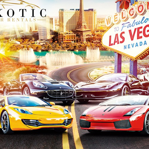 Exotic Cars Las Vegas