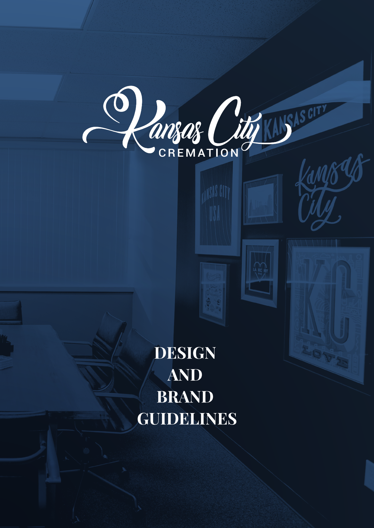 Kansas City Cremation Brand Guide