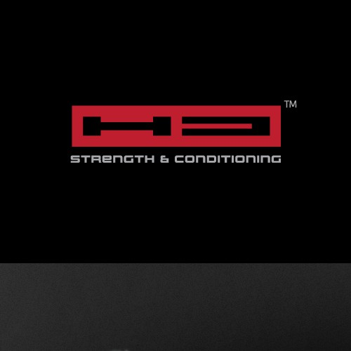 HD Strength & Conditioning Logo Concept