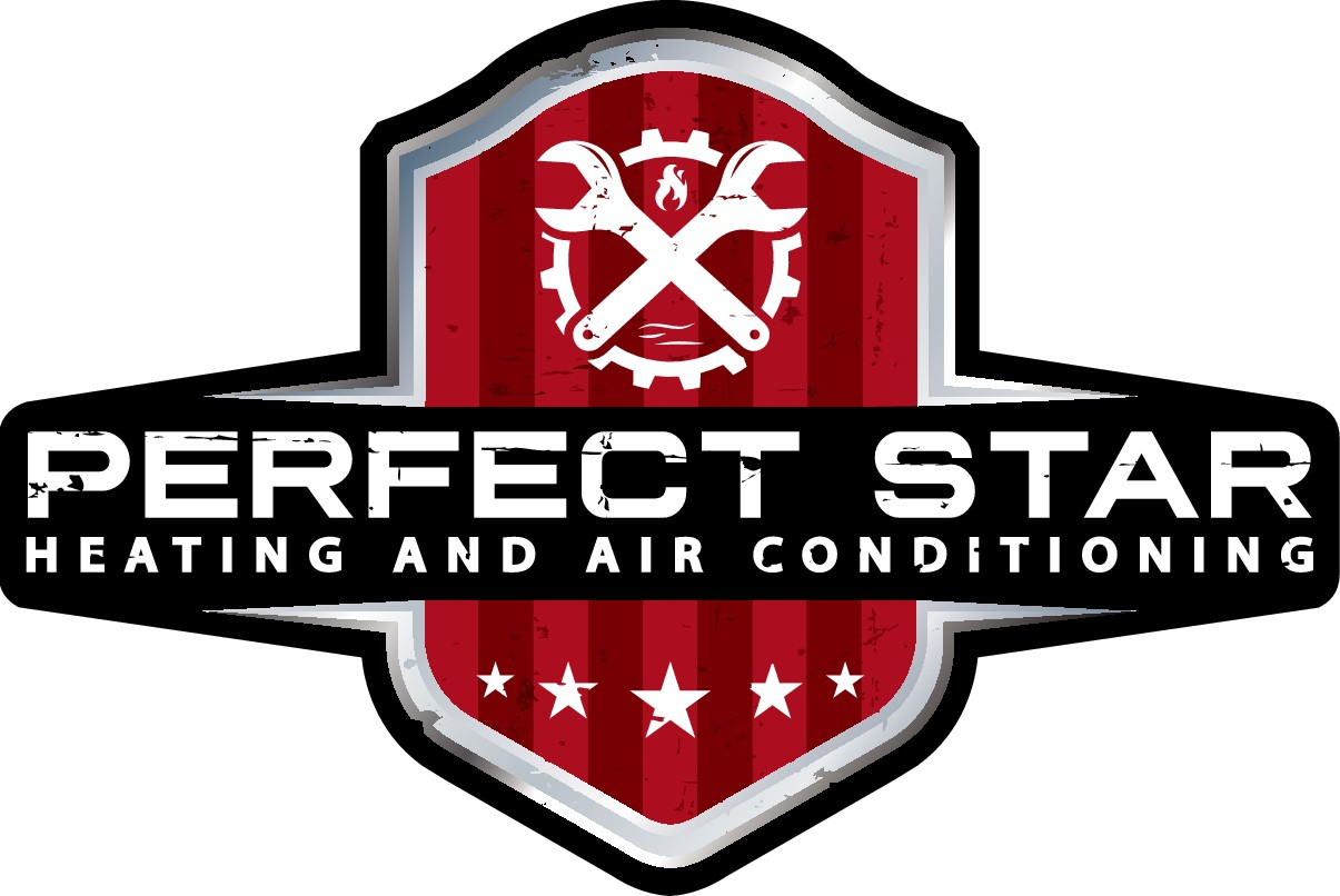 Color Edit/Update to Perfect Star HVAC Logo