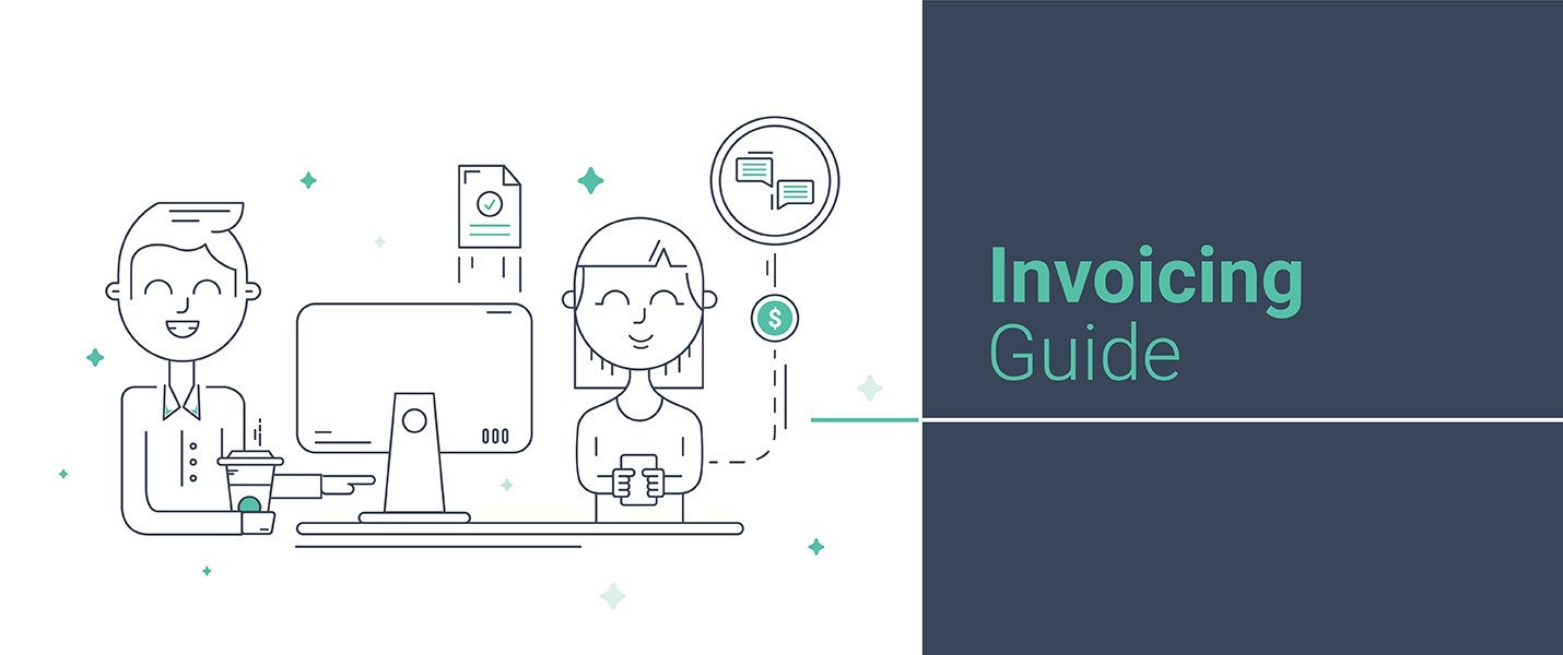 Create illustrations for our invoicing guide