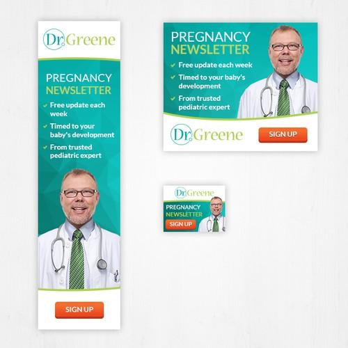 Dr Greene Banner