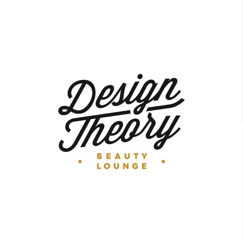Design Theory Beauty Lounge Logo