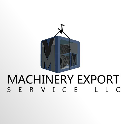 Help Machinery Export Services llc. with a new logo