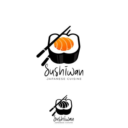 Logo Sushiwan