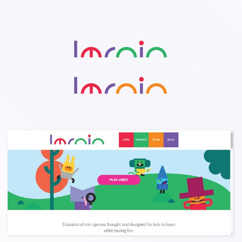 Lernin - educational games