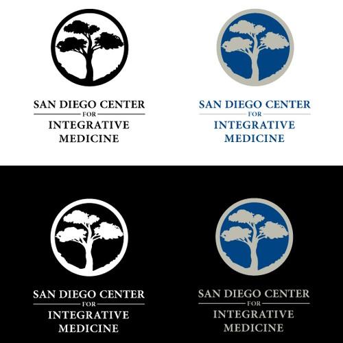 San Diego Center for Integrative medicine needs a new logo