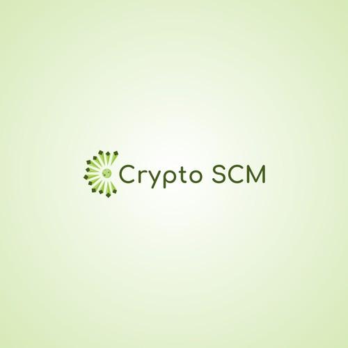 Blockchain Application Developer eeking creative logo