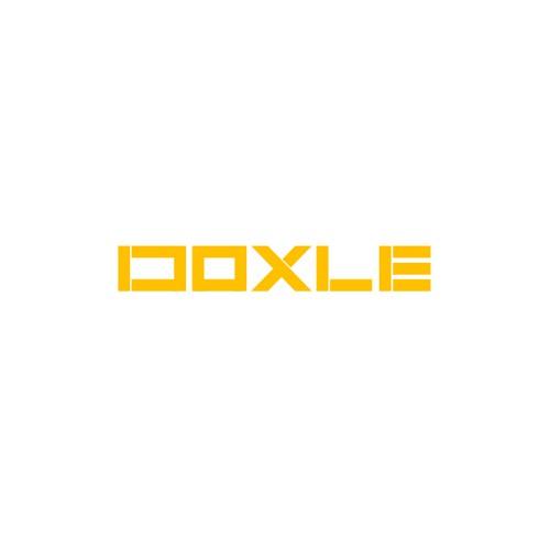 Doxle logo design