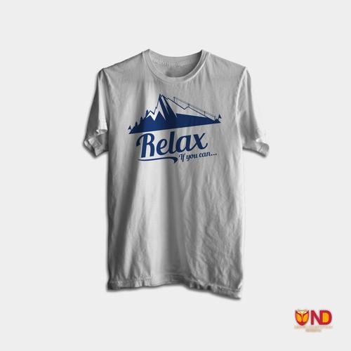 Mountain T-shirt 2