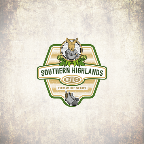 logo for Southern Highlands Brewing Co.
