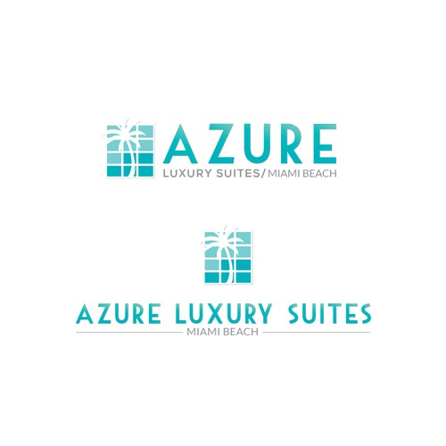 New logo wanted for Azure Luxury Suites (HOTEL/Weekly rental)